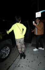 LILY ALLEN Leaves Delilah in West Hollywood 05/16/2019