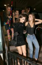 LILY-ROSE DEPP at Gucci Party at MET Gala in New York 05/07/2019