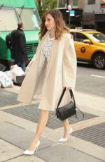 LINDA CARDELLINI Out and About in New York 04/30/2019