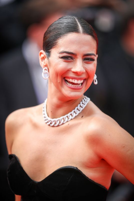 LORENZA IZZO at Once Upon a Time in Hollywood Screening at 2019 Cannes Film Festival 05/21/2019