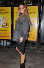 LOUISE REDKNAPP at Savoy Theatre in London 05/11/2019