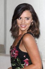 LUCY MECKLENBURGH at JW Marriott Grosvenor House 90th Anniversary Party in London 04/30/2019