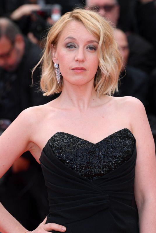 LUDIVINE SAGNIER at Les Miserables Screening at 2019 Cannes Film Festival 05/15/2019