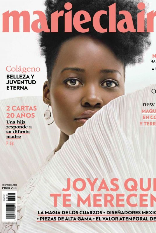 LUPITA NYONG'O in Marie Claire Magazine, Mexico May 2019