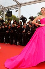 MADISON HEADRICK at La Belle Epoque Premiere at Cannes Film Festival 05/20/2019