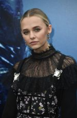 MADISON ISEMAN at Godzilla: King of the Monsters Premiere in Hollywood 05/18/2019
