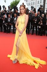 MAEVA COUCKE at The Best Years of a Life Screening at Cannes Film Festival 05/18/2019