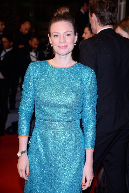 MAGDALENA BOCZARSKA at Les Siffleurs Screening at 72nd Annual Cannes Film Festival 05/18/2019