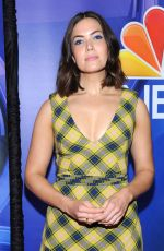 MANDY MOORE at NBCUniversal Upfront Presentation in New York 05/13/2019