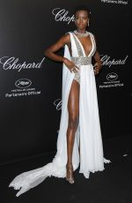 MARIA BORGES at Chopard Party at 2019 Cannes Film Festival 05/17/2019