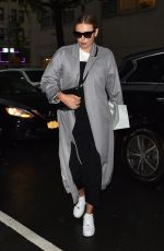 MARIA SHARAPOVA Arrives at Mark Hotel in New York 05/05/2019