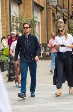 MARIA SHARAPOVA Out and About in London 05/23/2019