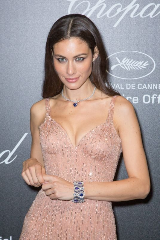 MARICA PELLEGRINELLI at Chopard Party at 2019 Cannes Film Festival 05/17/2019