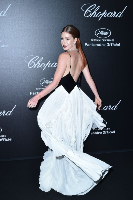 MARINA RUY BARBOSA at Chopard Party at 2019 Cannes Film Festival 05/17/2019