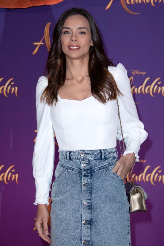 MARINE LORPHELIN at Aladdin Gala Screening in Paris 05/08/2019