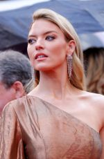 MARTHA HUNT at The Best Years of a Life Screening at Cannes Film Festival 05/18/2019