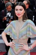 MAYA HENRY at Once Upon a Time in Hollywood Screening at Cannes Film Festival 05/21/2019
