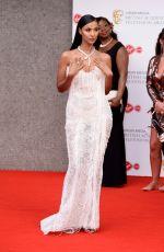 MAYA JAMA at Virgin Media British Academy Television Awards 2019 in London 05/12/2019