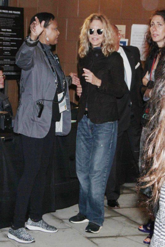 MEG RYAN at Yesterday Screening and Closing Night at Tribeca Film Festival in New York 05/04/2019