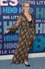 MERYL STREEP at Big Little Lies, Season 2 Premiere in New York 05/29/2019