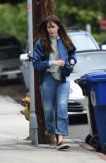 MICHELLE MONAGHAN Out and About in Los Angeles 05/10/2019
