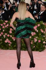 MILEY CYRUS at 2019 Met Gala in New York 05/06/2019