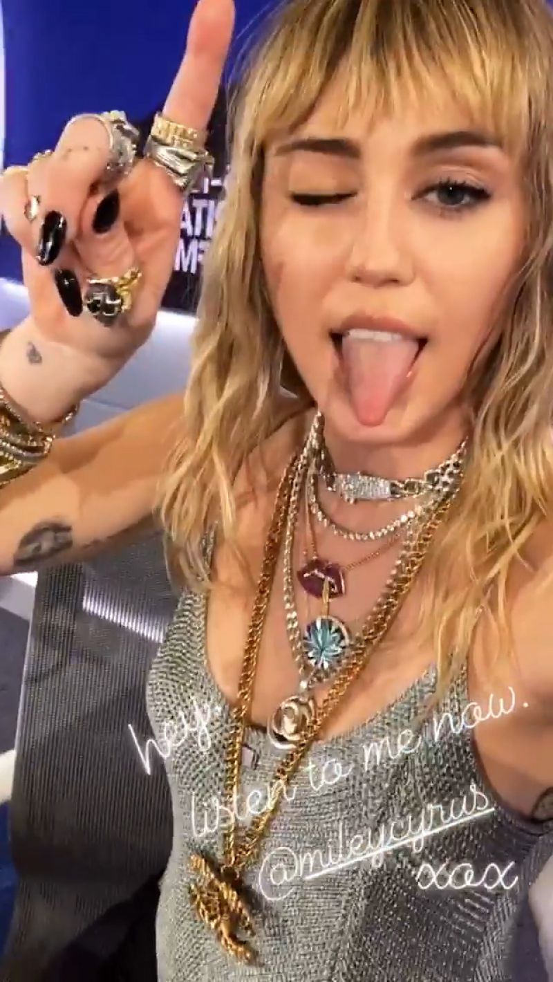 MILEY CYRUS – Instagram Pictures and Video 05/28/2019 ...