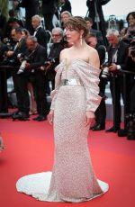 MILLA JOVOVICH at Sibyl Screening at 2019 Cannes Film Festival 05/24/2019