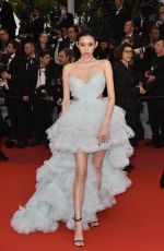 MING XI at The Best Years of a Life Screening at Cannes Film Festival 05/18/2019