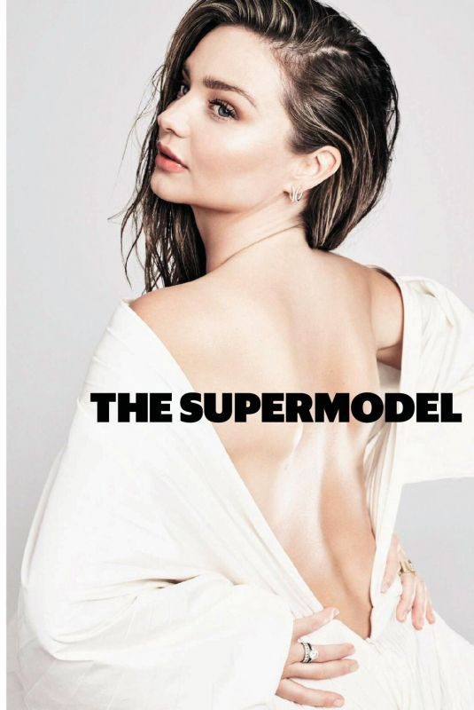 MIRANDA KERR in Grazia Magazine, UK May 2019