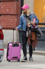 MIRANDA LAMBERT and Brendan McLoughlin Leaves Their Apartment in New York 05/15/2019