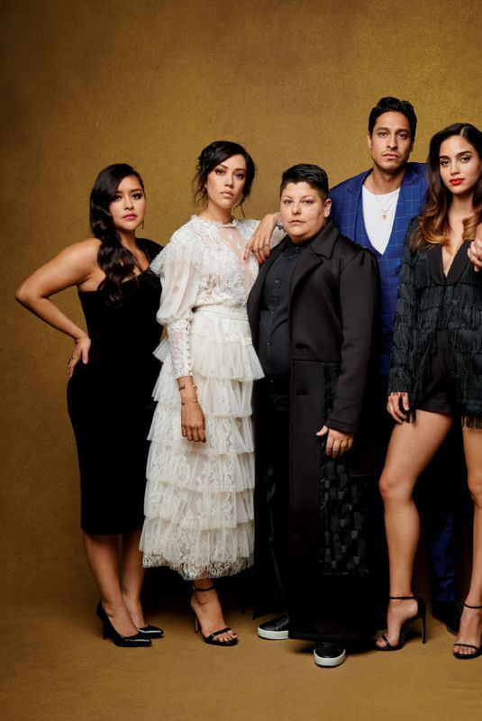 MISHEL PRADA, MELISSA BARRERA and CHELSEA RENDON in Emmy Magazine, May 2019