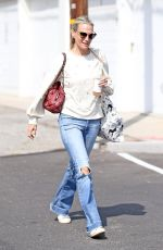 MOLLY SIMS Out in Los Angeles  05/14/2019