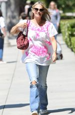 MOLLY SIMS Out in Santa Monica 05/17/2019