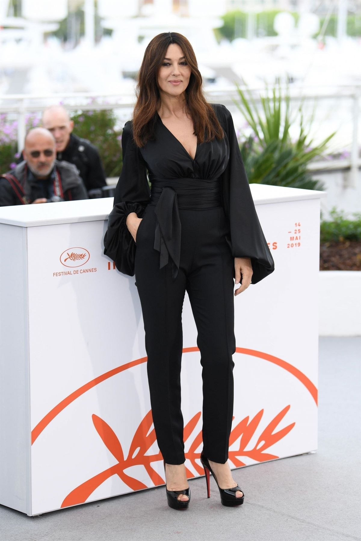 Best At Home Gel Nails Kit: MONICA BELLUCCI At The Best Years Of A Life Photocall In