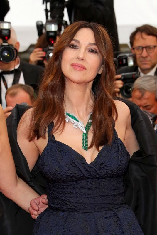 MONICA BELLUCCI at The Best Years of a Life Screening at Cannes Film Festival 05/18/2019