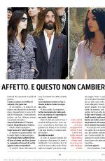 MONICA BELLUCCI in Corriere Della Sera, May 2019