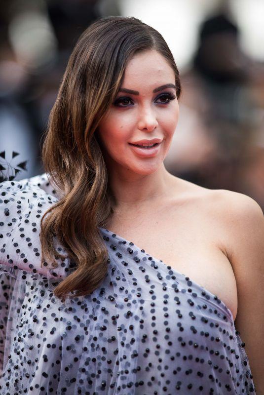 NABILLA BENATTIA at Oh Mercy! Premiere at 2019 Cannes Film Festival 05/22/2019
