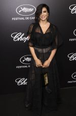 NADINE LABAKI at Official Trophee Chopard Dinner at Cannes Film Festival 05/20/2019