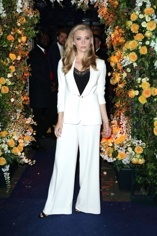 NATALIE DORMER at Tramp 50th Anniversary Summer Party in London 05/24/2019
