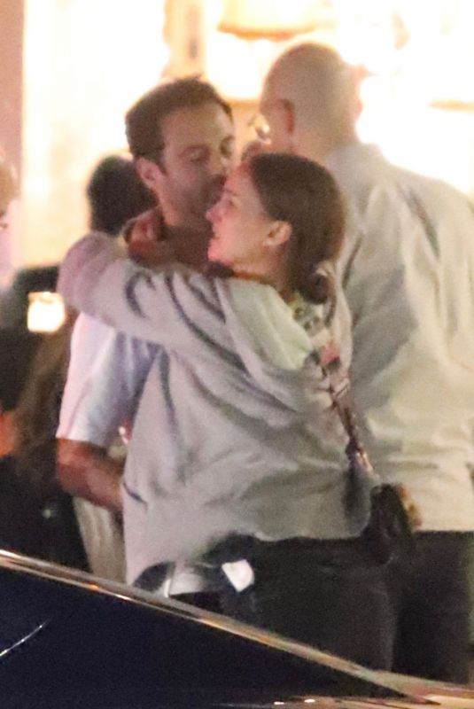 NATALIE PORTMAN and Benjamin Millepied Out for Dinner in Los Feliz 05/29/2019