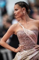 NATASHA POLY at Oh Mercy! Premiere at 2019 Cannes Film Festival 05/22/2019