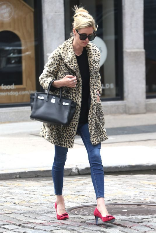 NICKY HILTON Out in New York 05/30/2019