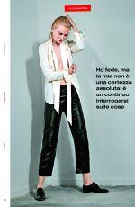 NICOLE KIDMAN in Vanity Fair Magazine, Italy June 2019