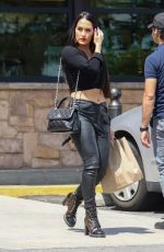 NIKKI BELLA Out and About in Los Feliz 05/06/2019