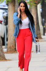 NIKKI BELLA Out at Ventura Boulevard 05/20/2019