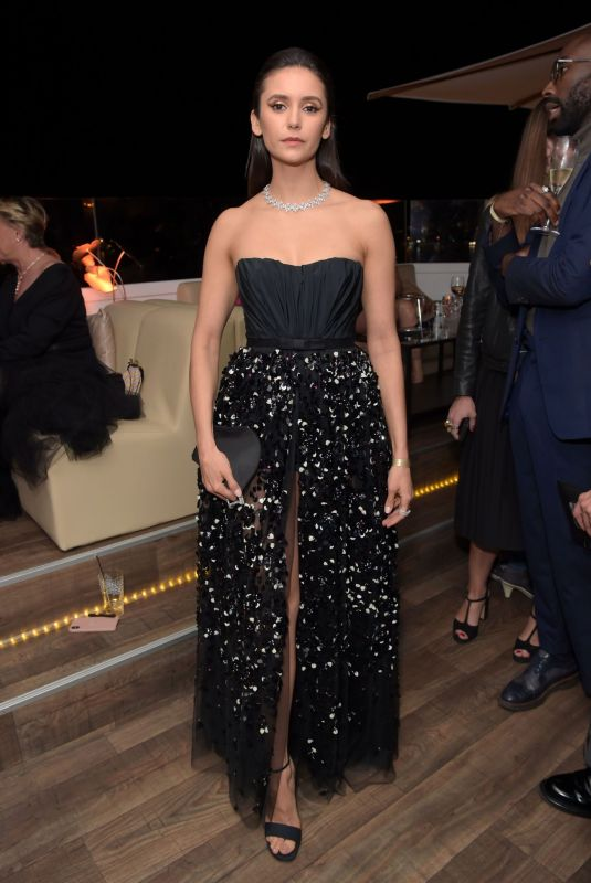 NINA DOBREV at Once Upon a Time in Hollywood Premiere Party in Cannes 05/21/2019