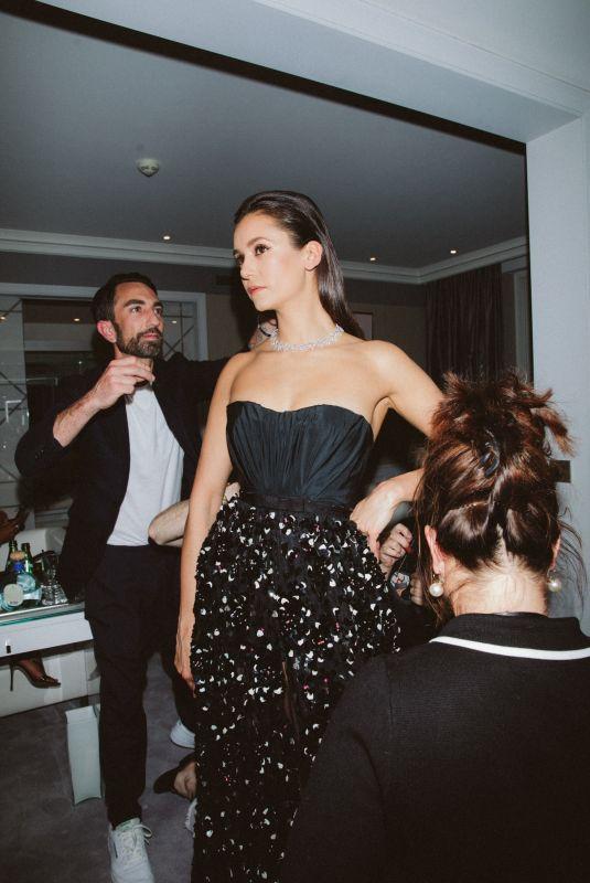NINA DOBREV - Cannes Film Festival Diary for W Magazine, May 2019
