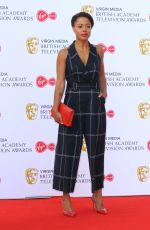 NINA TOUSSAINT-WHITE at Virgin Media British Academy Television Awards 2019 in London 05/12/2019