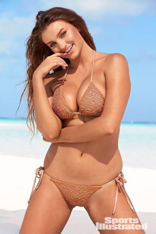 OLIVIA BROWER in Sports Illustrated Swimsuit 2019 Issue